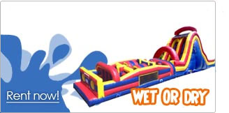 obstacle course rentals inflatable salt lake city