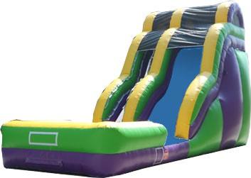 20ft Wave Wild Rapids Wet/Dry Slide