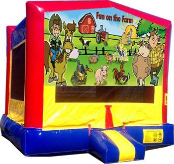 Fun on the Farm Bounce House