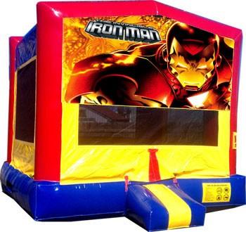 Iron Man Bounce House