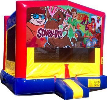Scooby-Doo Bounce House