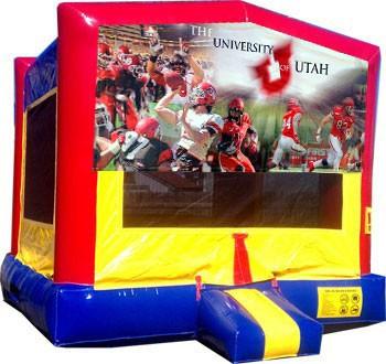 University of Utah (Utes) Bounce House