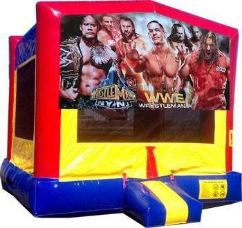 WWE Bounce House