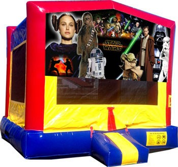 Star Wars Bounce House
