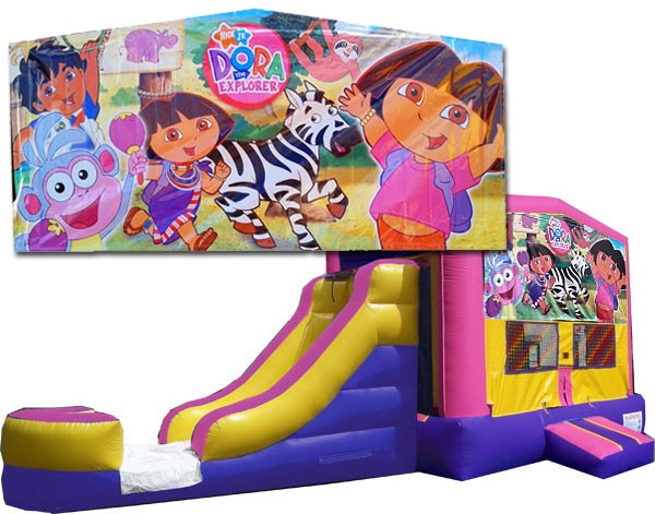 Dora 2 Lane combo (Wet or Dry)