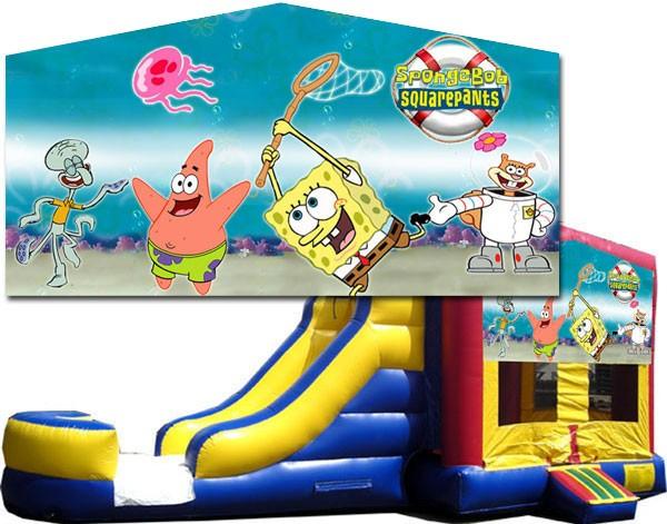 Sponge Bob 2 Lane combo (Wet or Dry)