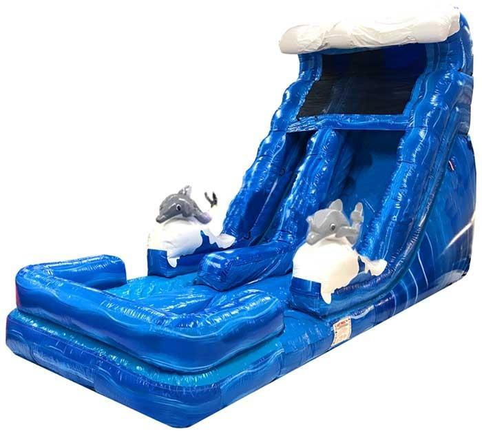 18ft Dolphin Wet/Dry Slide