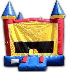 (A) Castle Modular Bounce House