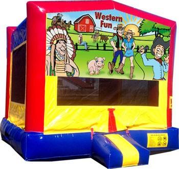 Western Fun Bounce House