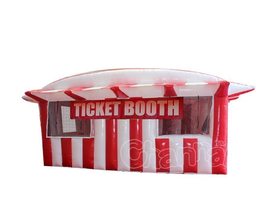 Ticket Booth Inflatable
