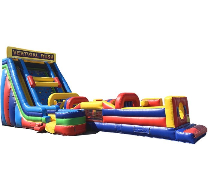 Vertical Rush Wet Obstacle