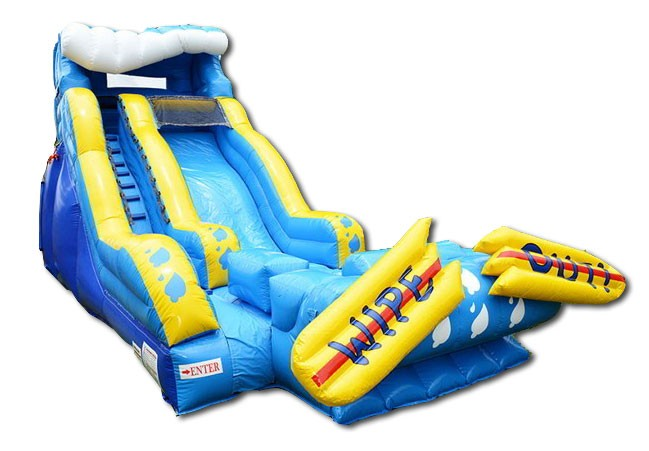 Wipe Out Wet/Dry Slide