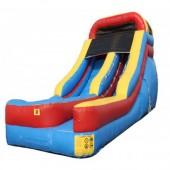 14ft Screamer Dry Slide Rental