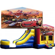 Cars Bounce Slide combo (Wet or Dry)