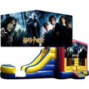 Harry Potter Bounce Slide combo (Wet or Dry)