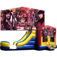 Pirates Bounce Slide combo (Wet or Dry)