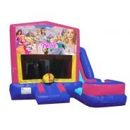 Barbie 7n1 Bounce Slide combo (Wet or Dry)