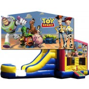 Toy Story Bounce Slide combo (Wet or Dry)