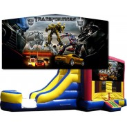Transformers Bounce Slide combo (Wet or Dry)