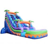 16ft Tropical Wet/Dry Slide Rental