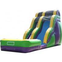 20ft Wild Rapids Wave Dry Slide Rental