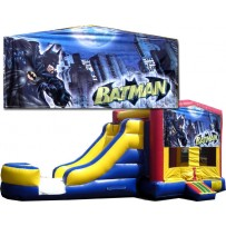 Batman Bounce Slide combo (Wet or Dry)