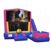Beauty and the Beast 7n1 Bounce Slide combo (Wet or Dry)
