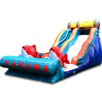 17ft Big Kahuna Dry Slide