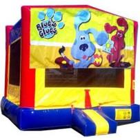 Blue's Clues Bounce House