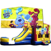 Blue's Clues Bounce Slide combo (Wet or Dry)