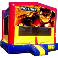 Iron Man Bounce House