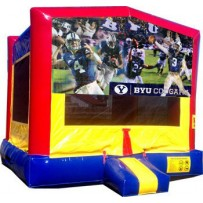 BYU Bounce House
