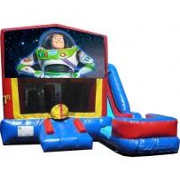 Buzz Lightyear 7n1 Bounce Slide combo (Wet or Dry)