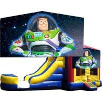Buzz Lightyear Bounce Slide combo (Wet or Dry)