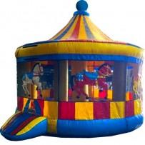 (B) Merry Go Round Bounce House
