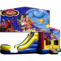 Aladdin Bounce Slide combo (Wet or Dry)