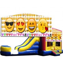 Emoji Bounce Slide combo (Wet or Dry)