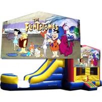 Flintstones Bounce Slide combo (Wet or Dry)