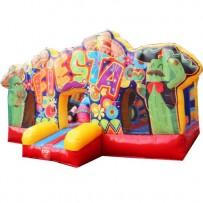(B1) Fiesta Playground combo (Dry)