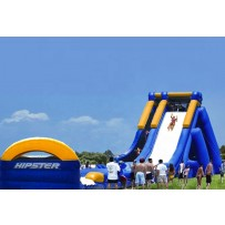 25ft Hipster Giant Water Slide