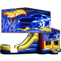 Hot Wheels Bounce Slide combo (Wet or Dry)