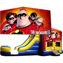 Incredibles Bounce Slide combo (Wet or Dry)