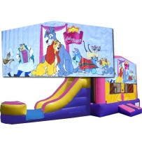 Lady and the Tramp Bounce Slide combo (Wet or Dry)
