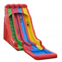 26ft Triple Splash Wet-Dry Slide