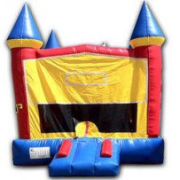 (A) Castle Modular Bounce House