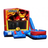Iron Man 7N1 Bounce Slide combo (Wet or Dry)