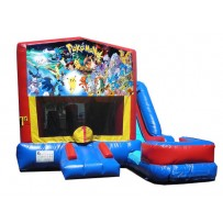 Pokemon 7N1 Bounce Slide combo (Wet or Dry)
