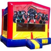 Transporters Robots Bounce House