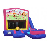 Lalaloopsy 7n1 Bounce Slide combo (Wet or Dry)