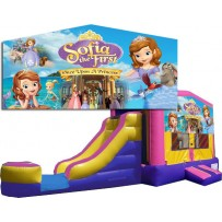 Sofia the First Bounce Slide combo (Wet or Dry)